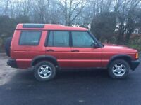 Landrover Discovery TD5 1999