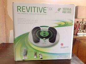 RevitiveIX circulation booster