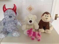 Selection of quality soft toys