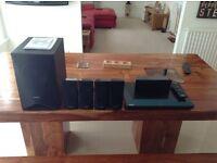 SONY BDV-E3100 5.1 surround sound system