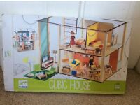 Contemporary dolls house