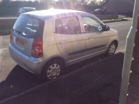 Silver Kia PICANTO For Sale