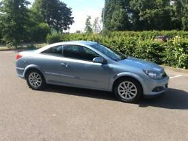 Vauxhall Astra convertible low mileage good condition