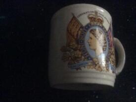 Queens coronation cup June 2nd 1953