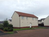 2 bedroomed detached flat with garage
