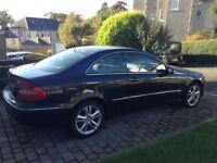 Mercedes Benz CLK 220 Avantgarde For Sale. Very Good Condition