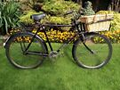 Old Pashley 1950. Trade Bike.