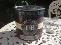 Ball and Farrow paint - brand new - green