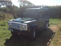 Land Rover Defender 90 Td5 2003