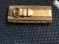 Genuine Gucci clutch purse