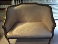 French Style 2 Seater Sofa