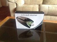 Golf Putt Returner