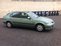 Rover 45 in excellent condition