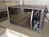 Cookworks combi microwave.