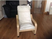 Childs ikea chair for sale..