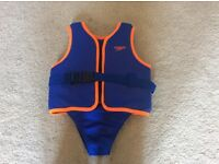 Kids SPEEDO Safety Swim vest age 2-3 years + FREE Swim Speedo bag