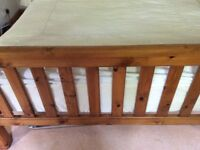King a Size Bed Frame For Sale