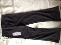 Girls school pants size : 6 , 7, 8 years old