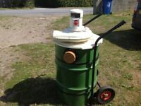 Axminster dust extractor