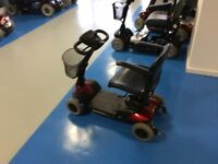 ST1 Mobility Scooter with new batteries
