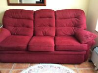 Matching 2 sofas 3 seater and 2 seater