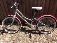 "Pendleton Junior Bike - 20"" GIRLS HALFORDS Hanberry Bike aged 7-9"