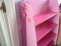Girls Bookcase