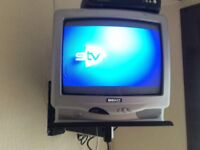 Beko ( portable ) tv with freeview box