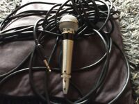 Shure 565 microphone