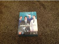 The Inbetweeners series 1, 2 & 3 box set (brand new)