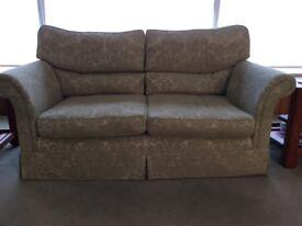 Wesley Barrel Sofa, large 2 Seater