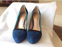BCBGeneration suede ladies shoes
