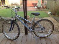 Ladies Raleigh Coralis Mountain Bike