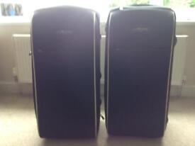Volkswagen Eos suitcases