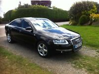 Audi A6 SALOON 2.0 TDI SE 4dr140PS, Multitronic £4495 ONO