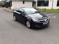 2010 Vauxhall Astra Sri 88bhp 1.4 Petrol Full Service History 2 Owners Low Mileage Only 44k