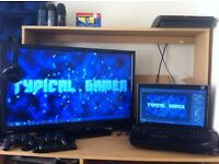 TOSHIBA 32W1333B - 32 Inch HD Ready LED TV - QUICK SALE - (MAKE ME AN OFFER)