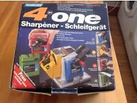 Bills Bargains. Plasplugs 4 in 1 sharpener