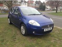 Fiat grande punto 2008 only £1690