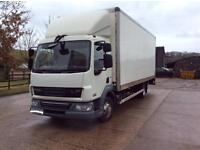 2011 DAF lf45 180000 miles,tail lift , ideal horse box , race motorhome conversion,MORE AVAILABLE