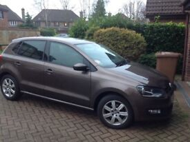 VW Polo, purchased from VW Norwich. FSH, just had an MOT