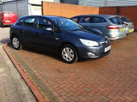 Vauxhall Astra 1.6 petrol, 12 months mot, full service history