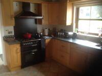 Brookwood solid oak shaker kitchen