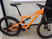 Specialzed Stunpjumper Full Suspension Mountain Bike