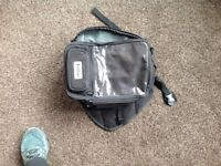 Oxford tank bag and two side saddles brand new