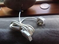 Four pin electric lead fitting for Newhome sewing m/c..See pics..P Talbot SA12 6TG