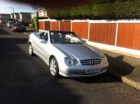 Mercedes Benz CLK 2.4 Elegence