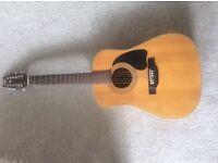 Jim Deacon 12 string fair condition needs strings