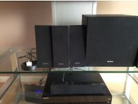 Blu-ray disc/DVD home theatre system