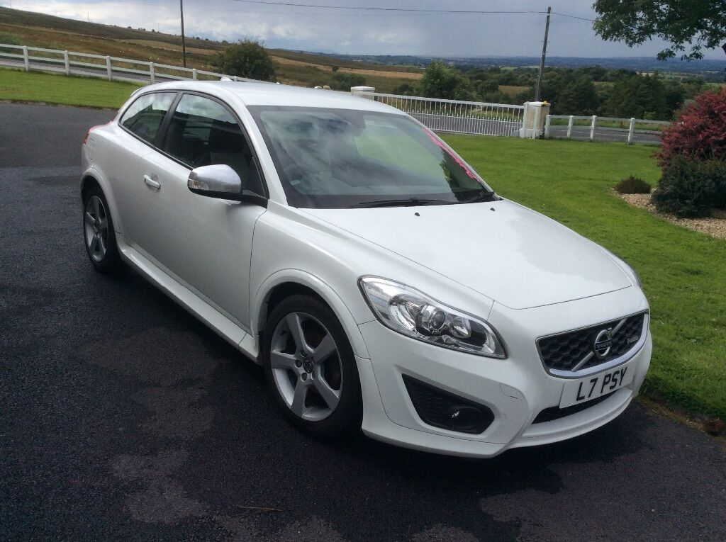 2010 volvo c30 r design 1 6d in fintona county tyrone gumtree. Black Bedroom Furniture Sets. Home Design Ideas